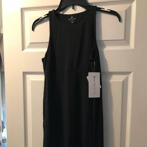 NWT Super Comfy Black Athleta dress